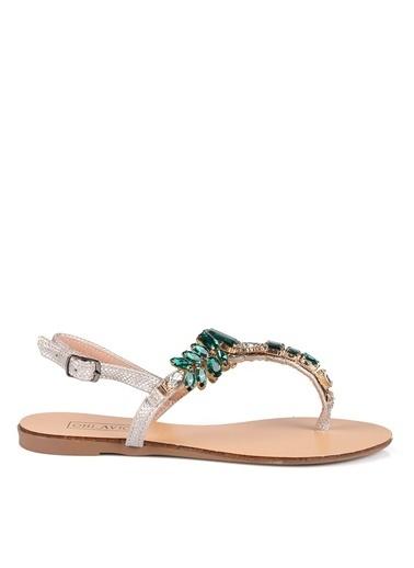 Oblavion Sandalet Yeşil
